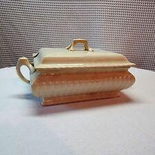 Vintage! Retangle Soup Tureen