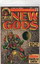 New Gods #1 1971 Early Darkseid 1st App of Orion Jack Kirby Key DC Comics