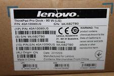 Lenovo ThinkPad Pro Dock 90W 40A10090US