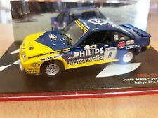 Rare!! 1:43 OPEL MANTA 400 WRC RALLY VILLA LLANES 1986 JOSEP ARQUÉ