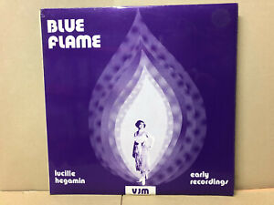 Lucille Hegamin – Blue Flame (Early Recordings) -  VJM – VLP 50