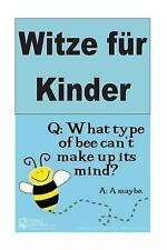 Witze Für Kinder : German by Mabel Morsel (2016, Paperback)