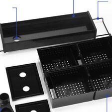 1 Set of Water Filter Utility Trickle Aquarium Filter for Fish Tank Aquarium