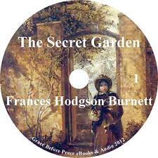 The Secret Garden Frances H Burnett Childrens Audiobook English Fiction 1 MP3 CD