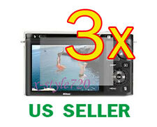 3x Clear LCD Screen Protector Guard Cover Film For Nikon 1 V1