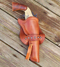 Cowboy Western Holsters SASS, CAS, NCOWS, Tom Selleck Crossfire Trail Holsters