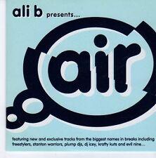 (DZ861) Ali B Presents Air Breaks - 2006 DJ CD