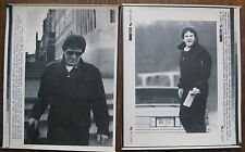 Five Pete Rose 1989-1991 AP Laser Photos