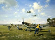 Gerald Coulson - Scramble - Aviation Art