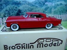 1/43 Brooklin models 1955 Chrysler 300C
