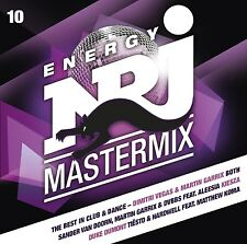 ENERGY MASTERMIX VOL.10 DAVID GUETTA 2 CD NEU