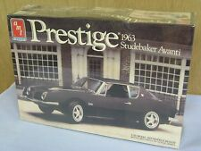 NEW 1/25 Scale amt ERTL Prestige 1963 Studebaker Avanti #6872 SEALED PLASTIC