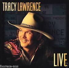 cd-album, Tracy Lawrence - Live, 10 Tracks, Australia