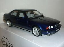 1/18 BMW E34 M5 AVUS BLUE OTTO MOBILE BRAND NEW IN BOX NEVER BEEN OUT