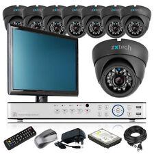 Matériel domotique et de sécurité caméras vidéosurveillances couleur