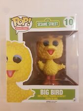 "Vinyl-FUN4909 Big Bird 6/"" Pop Sesame Street"