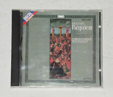 MOZART - REQUIEM (Academy Of Ancient Music, Hogwood) - Rare Japanese Import