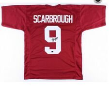 bo Scarborough autographed Alabama jersey
