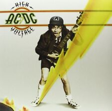 AC/DC Reissue Hard Rock LP Records