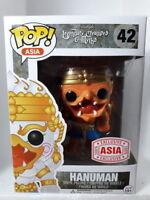 New!! Funko Pop Hanuman Thailand (Orange) # 42 Legendary Creatures (Protector)