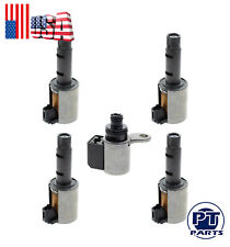 5x  CVT Transmission Solenoid Nissan Note Sentra Tiida Versa RE0F11A JF015E