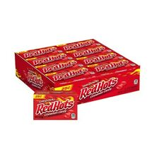 24x Original Red Hots Cinnamon Candy 26g American Sweets Free Shipping