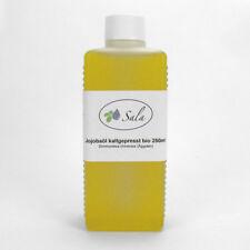 (4,78 EUR/100 ml) Sala Bio Jojobaöl kaltgepresst gelb Jojoba Öl 250 ml