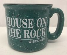 HOUSE ON THE ROCK WISCONSIN Beautiful Speckled Coffee Mug