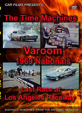 X-TREAM DRAG RACING of the 70'S NHRA  NEW RELEASE DVD
