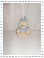 ♣ - Doudou Peluche Ours en Abeille/Papillon Fisher Price Nature Bearries 17 cm