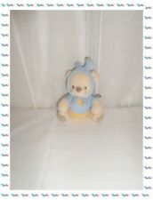 ♣ - Doudou Peluche Ours en Abeille/Papillon Fisher Price Nature Bearries 17 cm