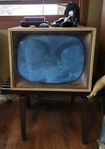 Rare Bendix Aviation Tv Mid Century Modern Very RaRe works