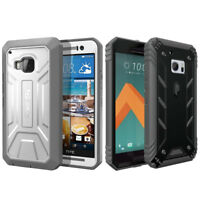 Poetic® [Double Layer] Hybrid Shockproof Cover Case For HTC One M9 / HTC 10