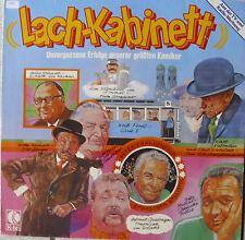 LP Lach Kabinett - Unvergessene Erfolge unserer größten Komiker,NM,K-Tel