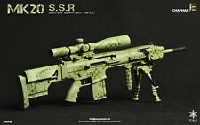 1/6 Easy & Simple MK20 SSR Scar Support Rifle Set Chapman *TOY Figure Size*