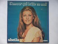 SHEILA L amour qui brule en moi 67132