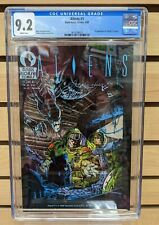 ALIENS #1 CGC 9.2 1st Print Dark Horse Comics 1988 1st Appearance Aliens NM WHT