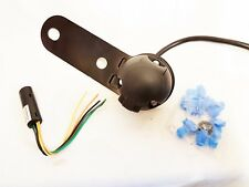 JNK1458 TOWBAR WIRING KIT WITH BRACKET 7 WIRE 12V Negative Earth Vehicles