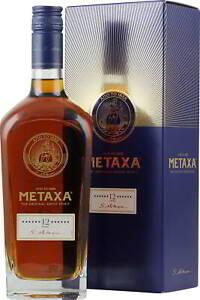 Metaxa 12 Sterne aus Griechenland 40 % Vol. / 0,7 Liter Flasche