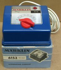 Marklin HO 6153 30-Watt Transformer 120V  *TESTED* LNIB
