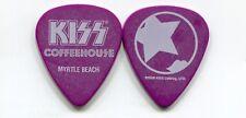 KISS 2008 Coffeehouse Guitar Pick!!! Myrtle Beach #3
