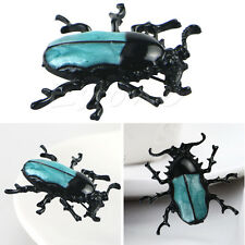 Hot Sale Fashion Vintage Insect Brooch Lover's Gift Collar Pin Women Men Jewelry