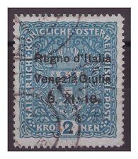 VENEZIA GIULIA 1918 -  2  CORONE   USATO
