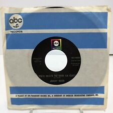 JIMMY REED Two Ways To Skin (A Cat) / Got No Where To Go ABC Northern MOD blues