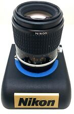 Excellent+ Nikon AI-S micro Nikkor 105mm F/2.8 Camera Prime Lens Manual Focus