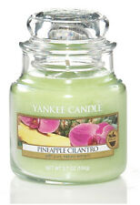Yankee Candle Pineapple Cilantro Small Jar 104gr