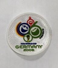 World cup 2006 Patch Sleeve Football soccer jersey shirt Germany Brazil Italy