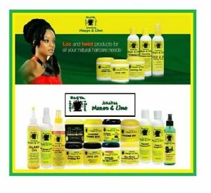 Jamaican Mango & Lime/Lock Gro/Creme Pudding/Lock Firm Wax- Full Range UK Free p