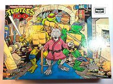 Vintage 1987 TEENAGE MUTANT NINJA TURTLE Splinter Jigsaw Puzzle 100pc. NEW
