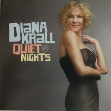 Diana Krall - Quiet Nights (CD, 2009, Verve) 2 Bonus Tracks - Jazz VG++ 9/10